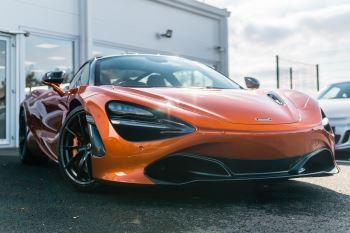 McLaren 720S V8 2dr SSG PERFORMANCE image 27 thumbnail